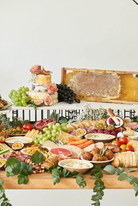 Grazing table amsterdam