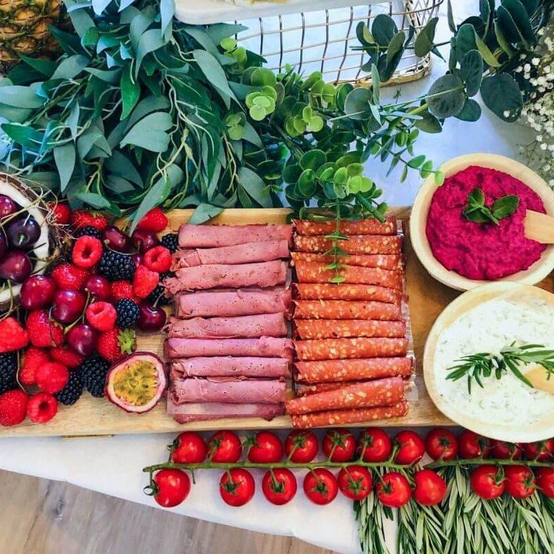 Grazing Platter vlees